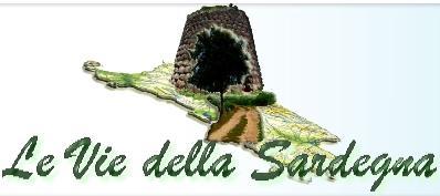 """Logo del Portale del Turismo e della Cultura """"Le Vie della Sardegna"""" 2014/2015"""
