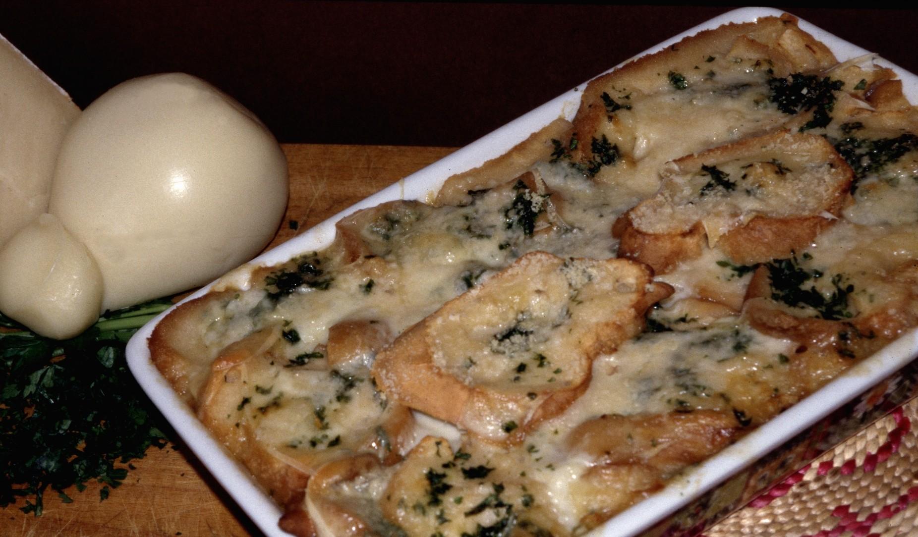 Suppa Cuata alla Gallurese ricetta dal Portale Le Vie della Sardegna