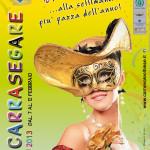 CARRASEGARE OLBIESU 2013, Carnevale di Olbia 2013 Programma Completo dell'Evento.