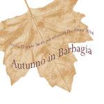 Autunno in Barbagia 2014 …sta arrivando dal 5 settembre al 14 dicembre