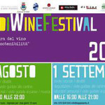 Siddi Wine Festival dal 31 agosto al 1° settembre 2013.