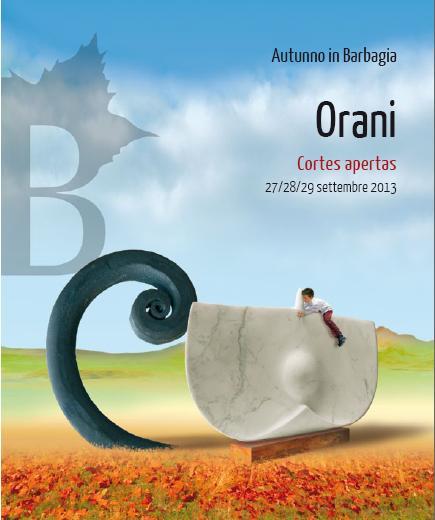 Cortes Apertas Orani 27 28 29 settembre 2013