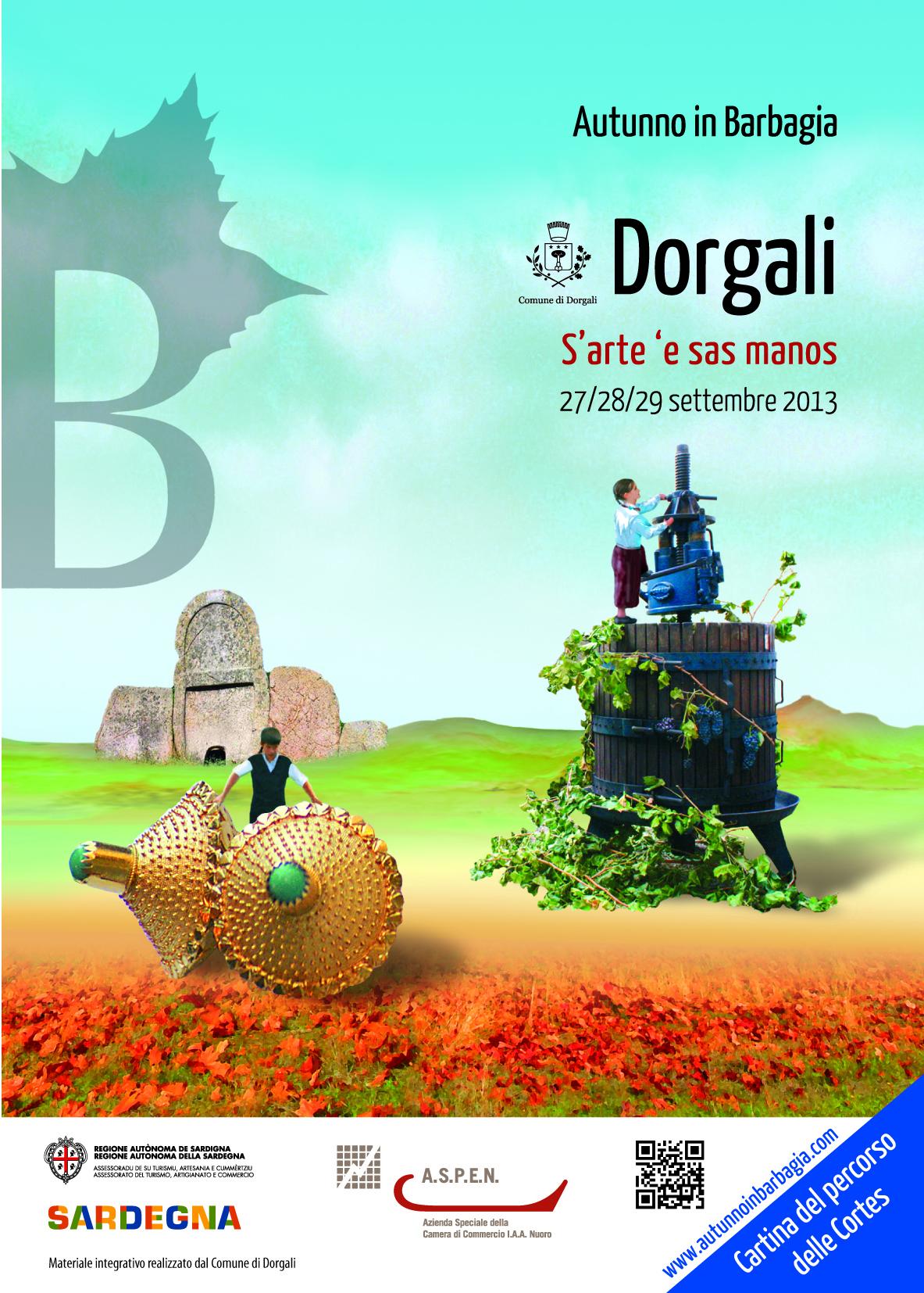 Dorgali Cortes Apertas 2013 Programma Completo