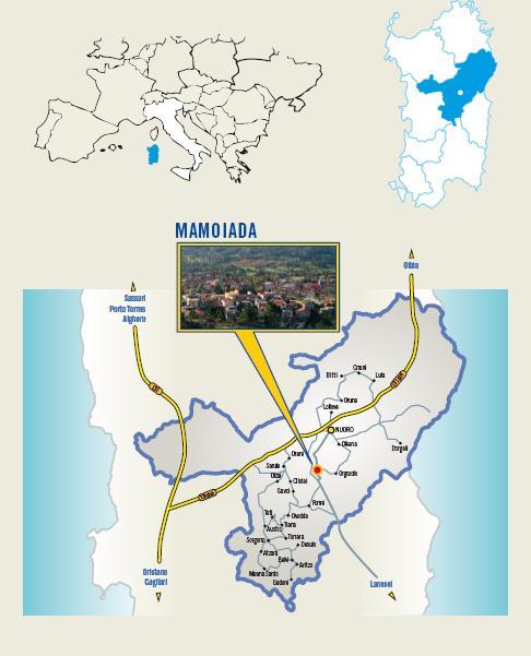 Cartina Cortes Apertas a Mamoiada 2013, Autunno in Barbagia a Mamoiada 1 2 3 Novembre 2013 Sas tappas in Mamujada