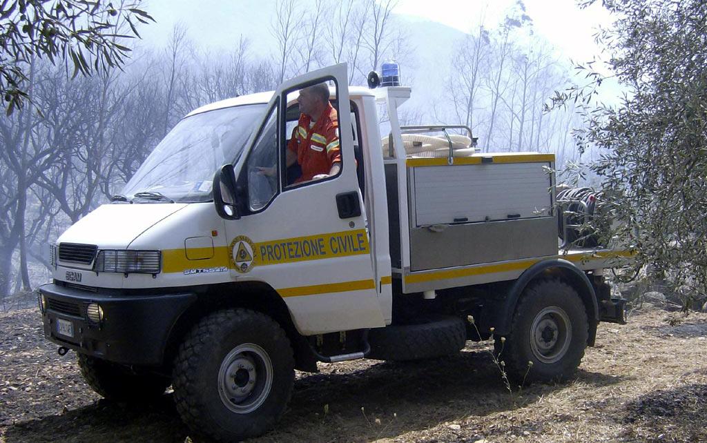protezione civile sardegna