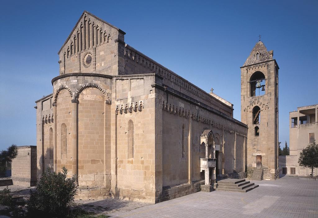 Dolianova chiesa di San Pantaleo