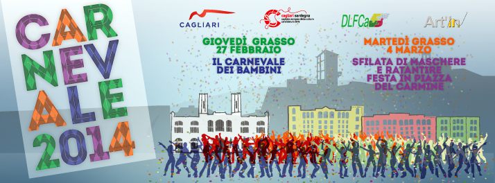 Cover Carnevale Cagliari 2014