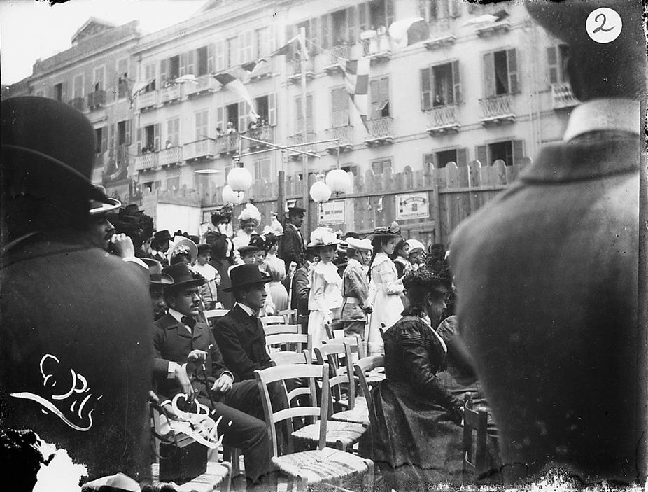 Cagliari feste di maggio Teatro delle Varietà