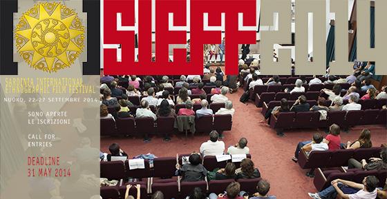 SARDINIA INTERNATIONAL ETHNOGRAPHIC FILM FESTIVAL (SIEFF 2014)