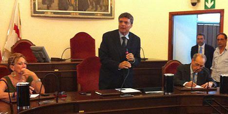 gianfranco ganau in assemblea