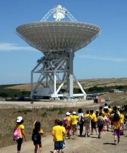 visite_guidate al sardinia radio telescope srt