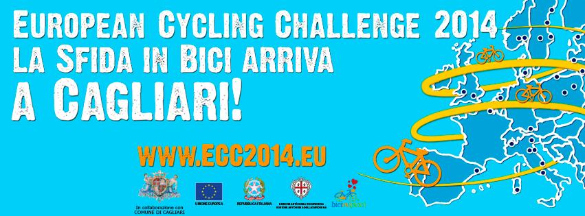 European  Cycling Challenge Cagliari Maggio 2014