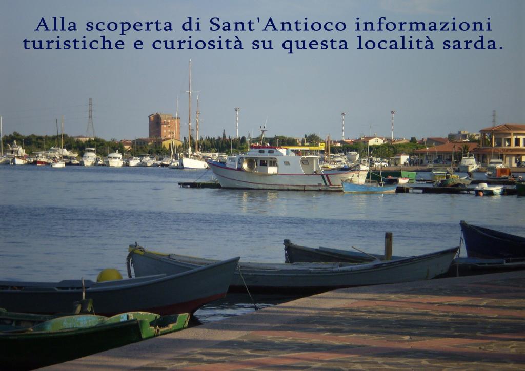 Alla scoperta di Sant'Antioco informazioni turistiche e curiosità su questa località sarda dal Portale del turismo Le Vie della Sardegna