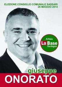 Onorato Avv. Giuseppe - La Base x Nicola Sanna