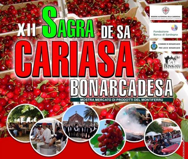Sagra della Ciliegia a Bonarcado 2 giugno 2014