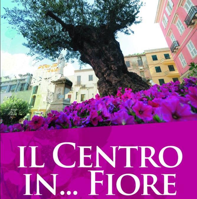 """Maggio Sassarese: """"Il Centro in ... Fiore""""  dal 9 all'11Maggio 2014 - Modifiche alla viabilità"""