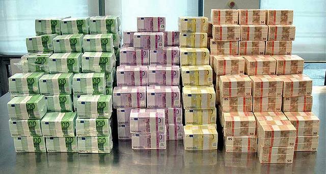Cinque miliardi fondi eurpei