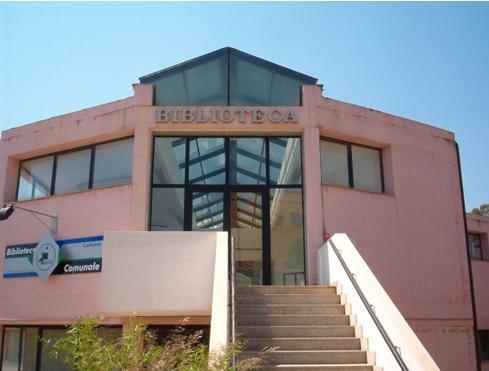 Carbonia Biblioteca 120.000 euro serviranno per la manutenzione straordinaria della Biblioteca e Mediateca Comunale