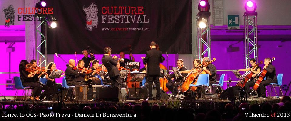 Concerto OCS - Paolo Fresu - Daniele Di Bonaventura