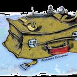 """""""La valigia dell'attore"""" dal 29 luglio al 3 agosto 2014 sull'Isola di La Maddalena."""