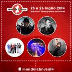 Oristano: Marina di Torre Grande 25 e 26 luglio 2014 – Settima Edizione di Mondo Ichnusa – il più grande festival musicale dell'estate sarda.