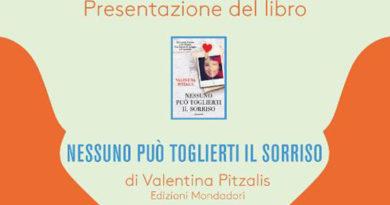 Presentazione del Libro Nessuno può togliermi il respiro di Valentina Pitzalis