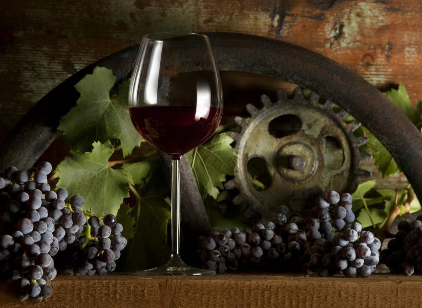 Vino Cannonau Calici di Stelle Jerzu