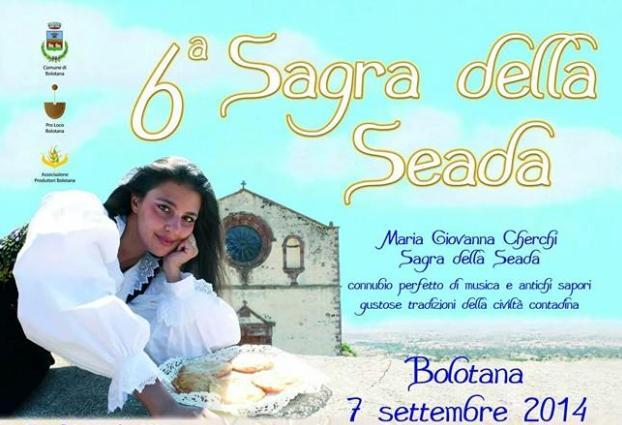 6^ Sagra della Seada Bolotana 7 settembre 2014