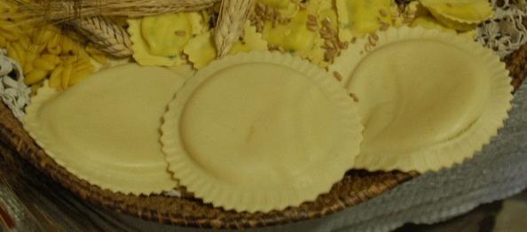 Seadas Sebadas Sebada Dolce tipico Sardo con formaggio