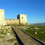 Cagliari 5 novembre 2014 iniziati i lavori di manutenzione straordinaria del Castello San Michele per un importo complessivo di €. 300.000  si concluderanno nella prossima primavera.