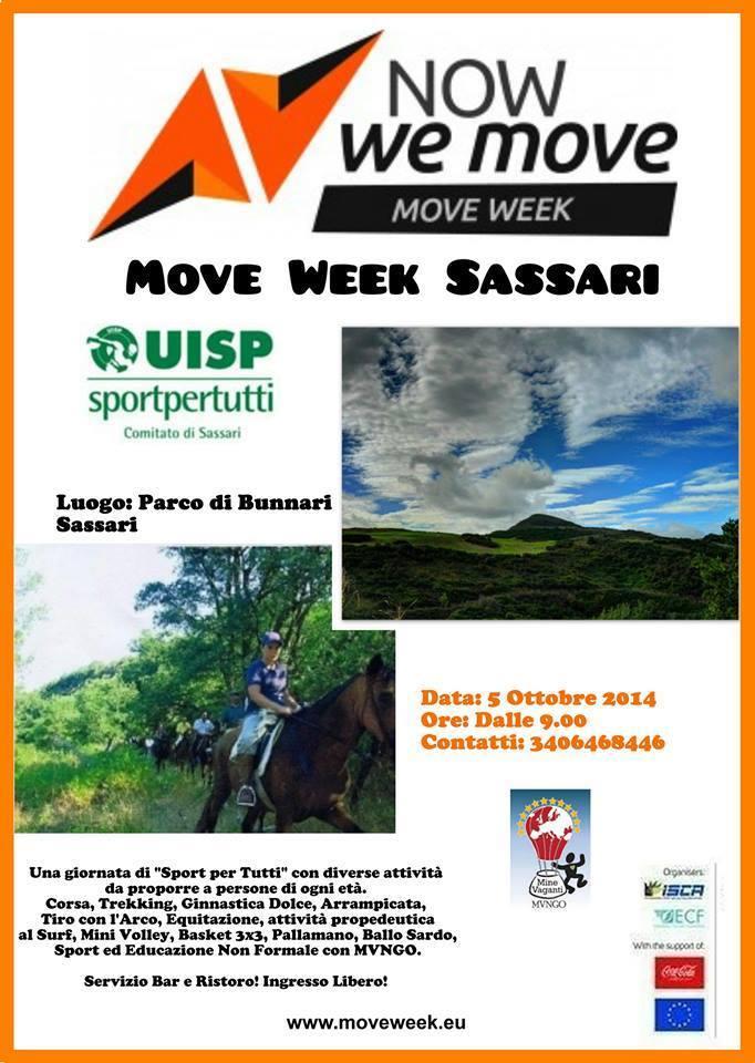 L'Uisp Sassari Parco di Bunnari domenica 5 ottobre 2014 giornata di Sportpertutti. L'ingresso è gratuito !!!!!!