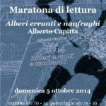 """""""Domenica di Carta"""" 5 Ottobre 2014 Biblioteca Universitaria di Sassari. La voce dei libri  Maratona di lettura."""