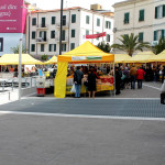 """""""Festa del Carciofo"""" nel mercato Campagna Amica dell'Emiciclo Garibaldi di Sassari con degustazione gratuita sabato 20 febbraio 2016."""