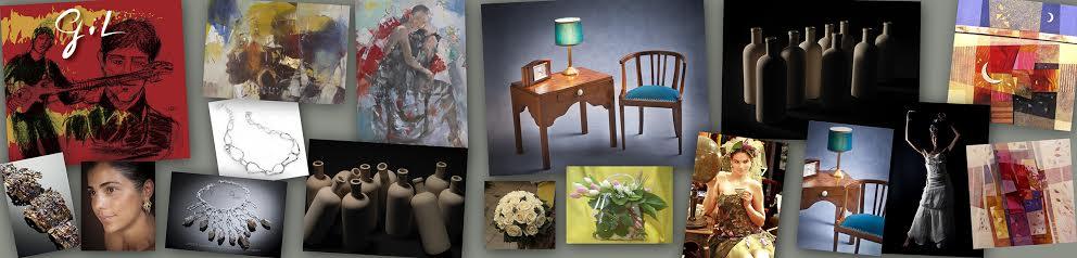 Natale 2014 a Sassari. Artisti e artigiani protagonisti in via Marras 7. Una collettiva tra quadri, sculture gioielli, fotografie e creazioni floreali.