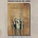 """Ozieri presentazione del libro di Aldo Sechi """"Sardomachia"""" in programma il 5 dicembre 2014 alle ore 18.00 presso la sala conferenze del centro culturale San Francesco."""