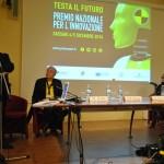 Presentazione di un progetto innovativo di pista ciclabile che il Comune di Sassari ha illustrato alla XII edizione del Premio nazionale per l'innovazione.
