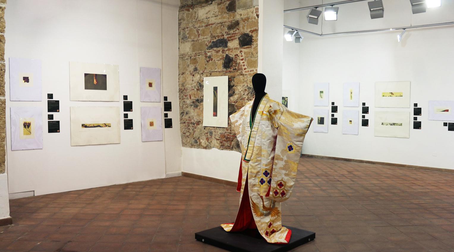 """La Mostra """"Spendori dal Giappone"""" verrà prorogata fino a domenica 19 aprile 2015 nella Pinacoteca comunale """"Carlo Contini"""" Via Sant'Antonio Oristano (OR)."""