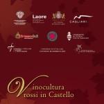 """""""Vinocultura – Rosso in Castello"""" venerdì 24 Aprile 2015 quartiere di Castello Cagliari."""