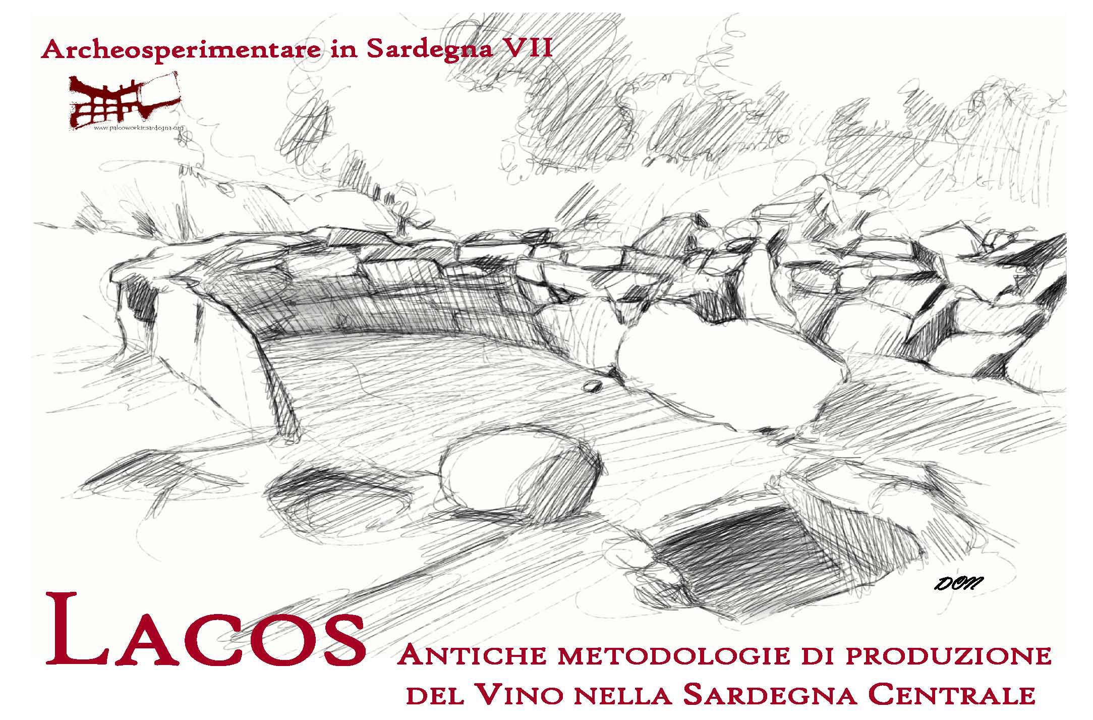 Lacos Archeosperimentare in Sardegna