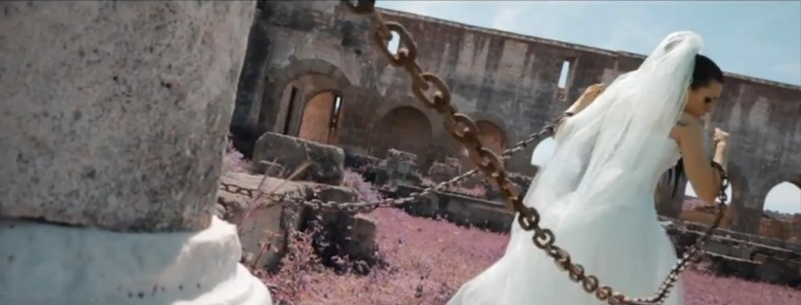 """Minako Danzo Sospesa location Abbazia Nostra Signora di Paulis Uri. """"Danzo Sospesa"""" video pieno di emozioni di Minako feat Mr.PièR realizzato da Gianpaolo Stangoni."""