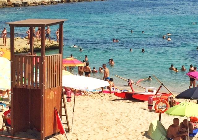 Porto Torres attivazione servizi di salvamento e accessibilità per i disabili nelle spiagge di Balai e Scogliolungo.