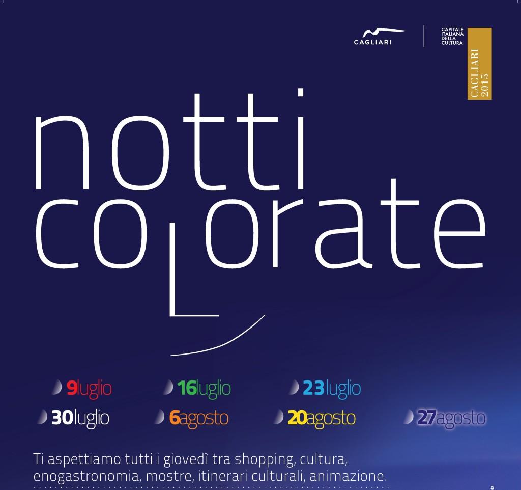 Notti Colorate a Cagliari Estate 2015