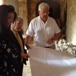 Oristano il complesso medievale dell'ex Distretto Militare deve essere restituito alla comunità. Questo è il parere unanime del Sindaco Guido Tendas e del Sottosegretario ai beni culturali Francesca Barracciu in visita in Sardegna.