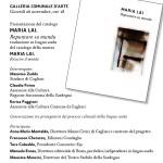 Repuntare su mundu : Presentazione del catalogo Maria Lai