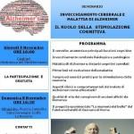 Oggi 5 novembre 2015 in occasione della Settimana del Benessere si terranno alla MEM Mediateca del Mediterraneo di Cagliari un seminario a cura della Psicologa Loredana Frau e a seguire il workshop sulla dipendenza affettiva curato dalla Psicologa Claudia Demontis.