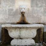 Fontane storiche e architetture dell'acqua in Sardegna.