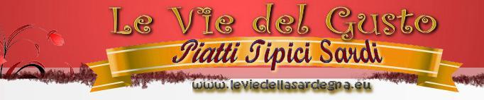 Le Vie del Gusto Piatti Tipici Sardi sito Responsivo