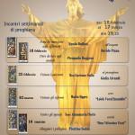 La Parrocchia di Mater Ecclesiae di Sassari vi aspetta con l'appuntamento che precede la Quaresima Musica e Parabole 2016 dal 18 febbraio al 17 marzo alle ore 19 e 15.