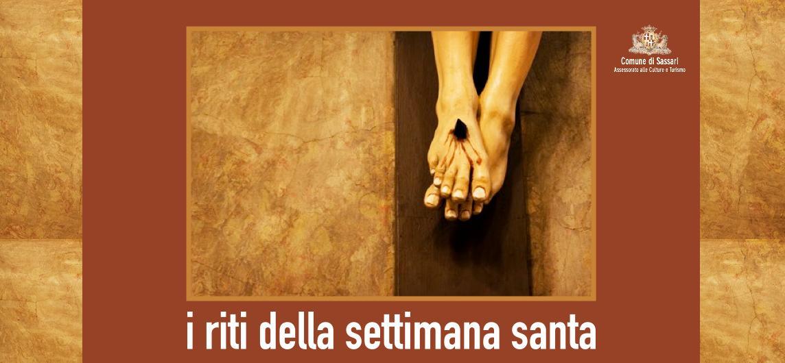 Sassari si prepara ai Riti della Settimana Santa. Si inizia il 12 marzo 2016 con il Settenario della Vergine addolorata nella chiesa di Sant'Antonio Abate.