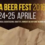 Bosa Beer Fest dal 23 al 25 aprile 2016. Tre giorni di Musica di Degustazioni di Dibattiti inondati da un Fiume di Birra Artigianale.